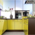 Stylish Small Kitchen Paint Ideas Small Colorful Kitchen Ideas Kitchen Renovations And Remodel Ideas - Bee Home Decor
