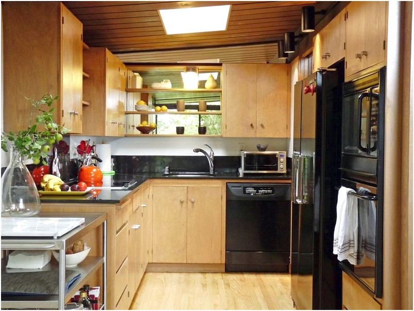 46 desain dapur minimalis mungil terbaru dekor rumah for Design kitchen minimalis