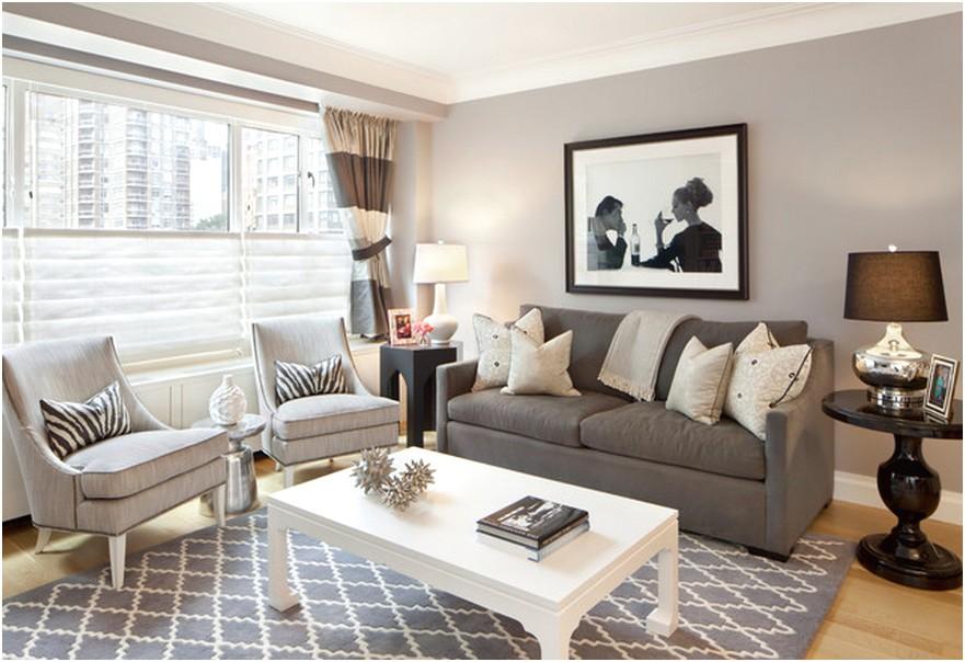 Desain Ruang tamu kecil sempit minimalis sederhana unik terbaru