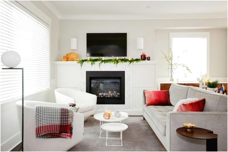 Desain Ruang tamu sempit minimalis unik modern sederhana terbaru