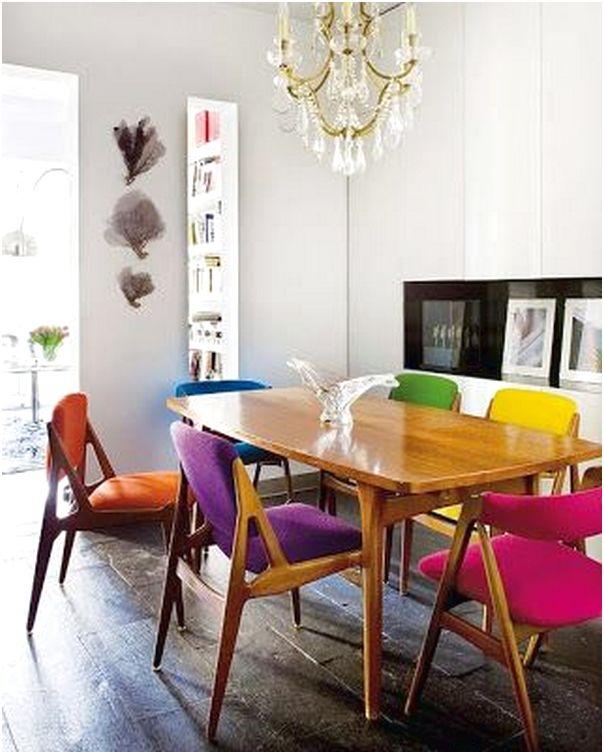 Desain ruang makan kecil minimalis mewah terbaru