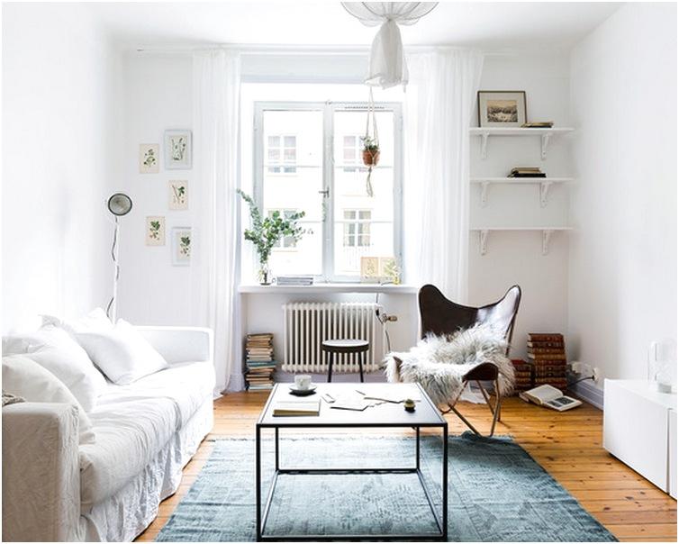 Desain ruang tamu minimalis kecil mungil sempit 3x3 unik mewah sederhana biasa terbaru