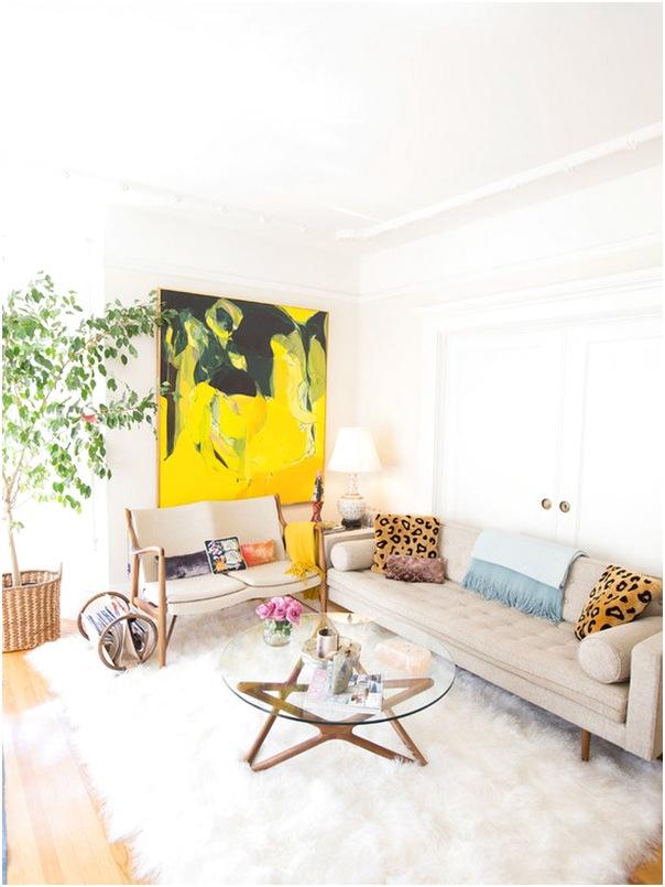 Desain ruang tamu minimalis kecil sempit mungil sederhana mewah unik biasa terbaru