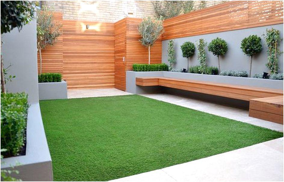 Desain taman kecil depan rumah minimalis lahan sempit terbaru