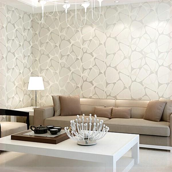 Elegan Ide Desain Wallpaper Dinding Ruang Tamu Minimalis Motif Batu Alam Nyaman Asri Indah Mempesona Terbaru