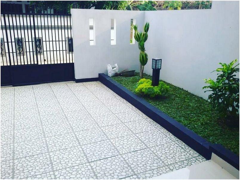 68 Desain Taman Rumah Minimalis Mungil Lahan Sempit Terbaru Dekor