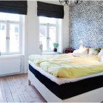 Jendela desain kamar tidur kecil minimalis sederhana modern elegant warna putih
