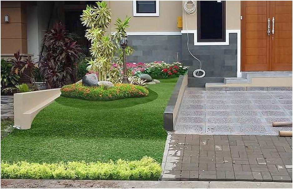 Taman Rumah Minimalis Terbaru 2020 Rumah Minimalis Modern