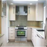 Modern Desain Dapur Minimalis Mungil Sederhana Terbuka Elegant Type 2x2 Terbaru