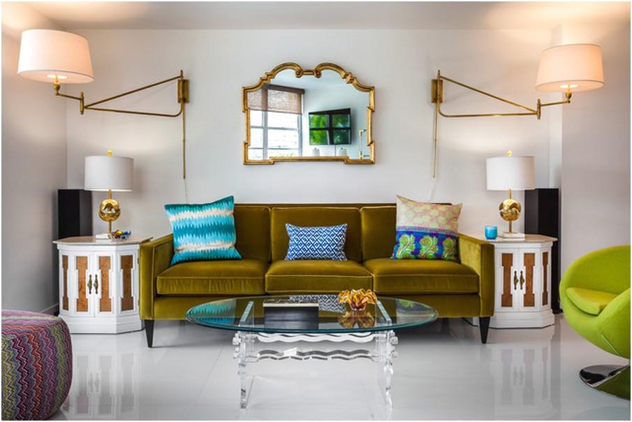 Ruang tamu sempit minimalis mungil unik modern sederhana terbaru