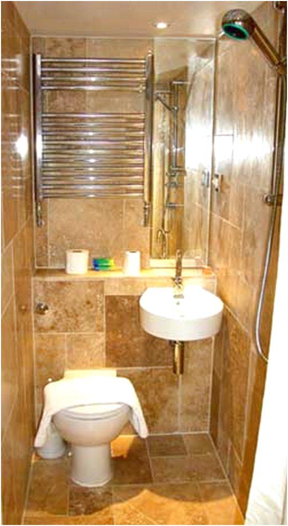 43 desain kamar mandi minimalis kecil elegant terbaru for Small toilet room design