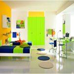 Unik desain kamar tidur kecil minimalis sederhana remaja hijau terbaru