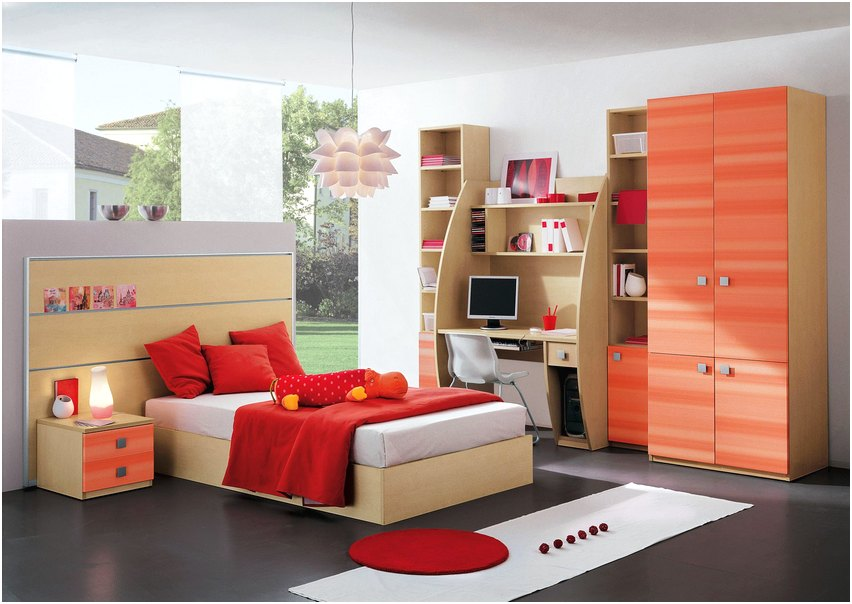 45 desain kamar tidur sempit minimalis sederhana terbaru