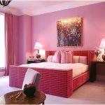 desain kamar tidur kecil minimalis sederhana pink remaja mewah modern terbaru