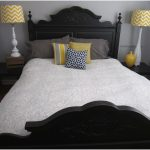 desain kamar tidur kecil minimalis sederhana terlihat luas unik remaja biru abu abu modern terbaru