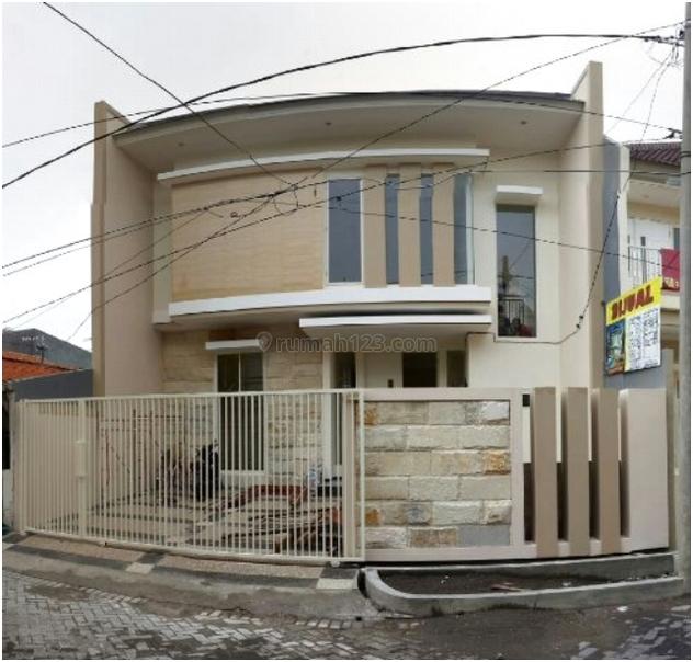 desain pagar rumah minimalis batu alam nyaman mewah modern elegan terbaru