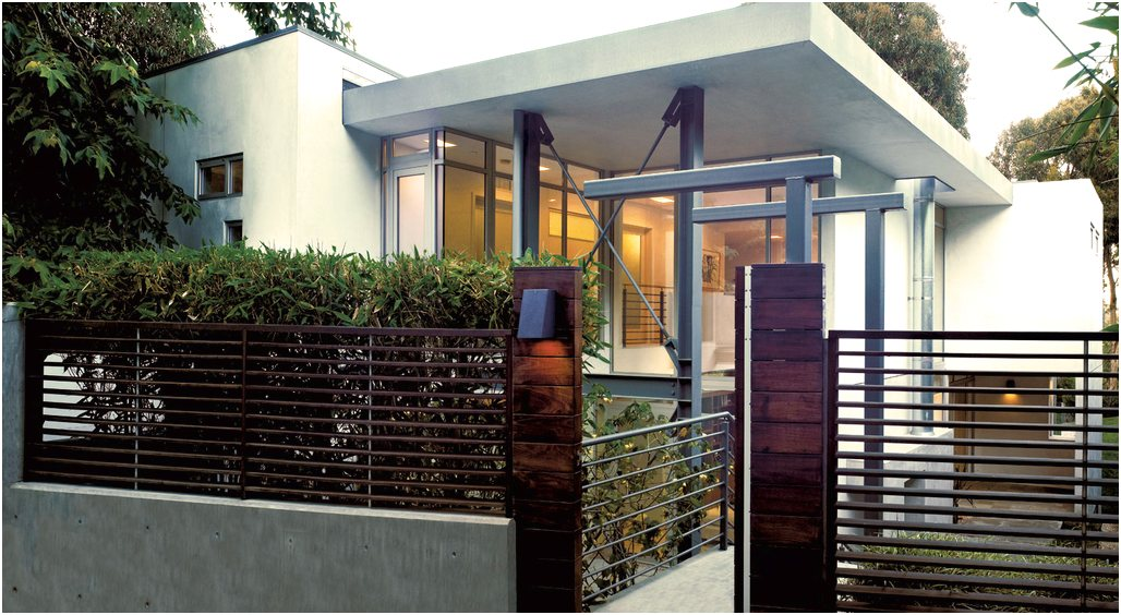 desain pagar rumah minimalis tembok besi mewah modern type 36 cantik nyaman klasik terbaru