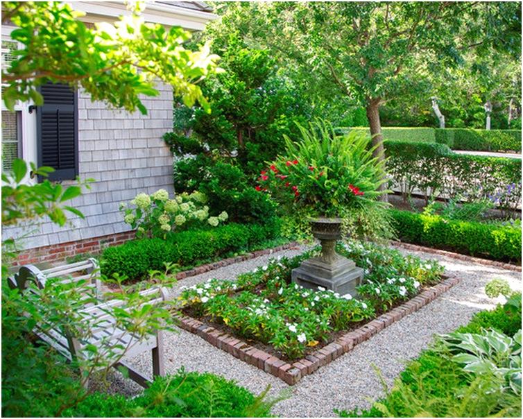 desain taman rumah minimalis sederhana terbaru