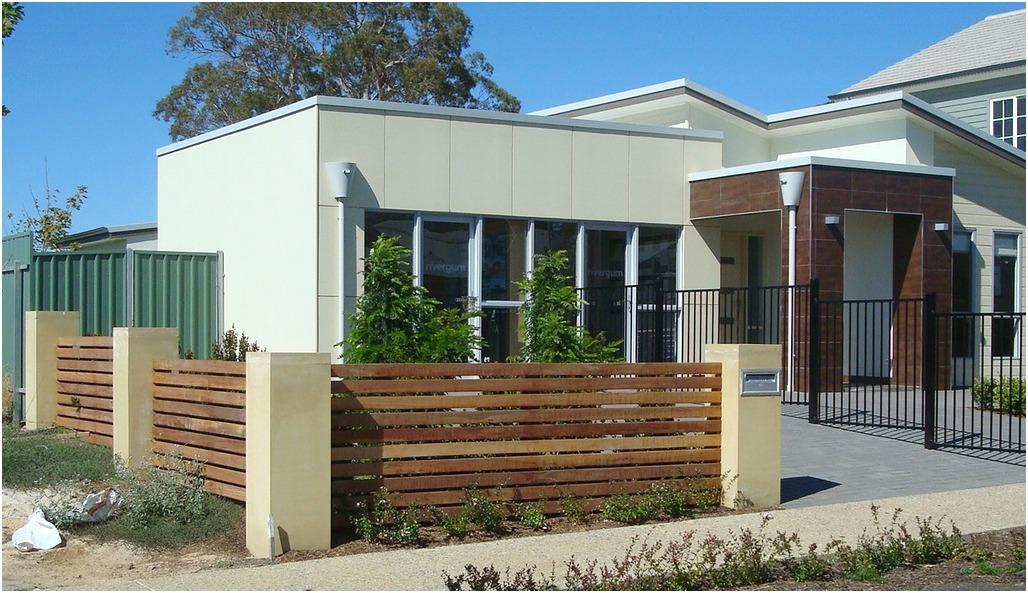 model desain pagar rumah minimalis mewah klasik terbaru