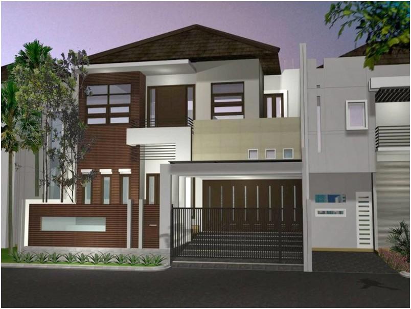 65 Model Desain Pagar Rumah Minimalis Modern Klasik Terbaru Berbagai Type Dekor Rumah
