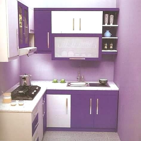 Contoh Kitchen Set Terbaru