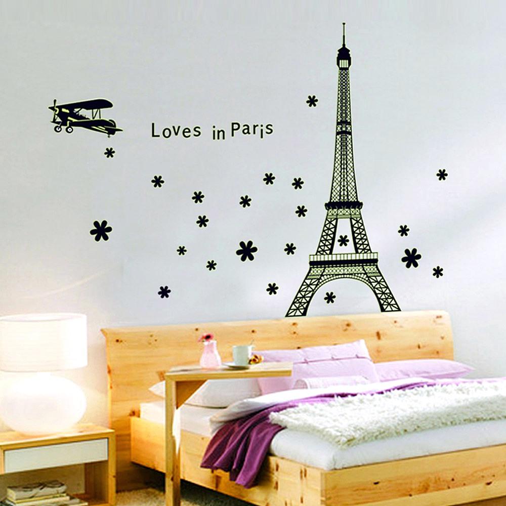 Ide dan cara membuat hiasan dinding kamar buatan sendiri for Vinilo para dormitorio adultos