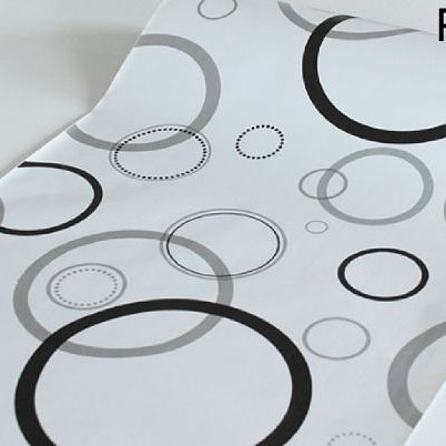 Contoh Wallpaper Sticker Dinding Kamar