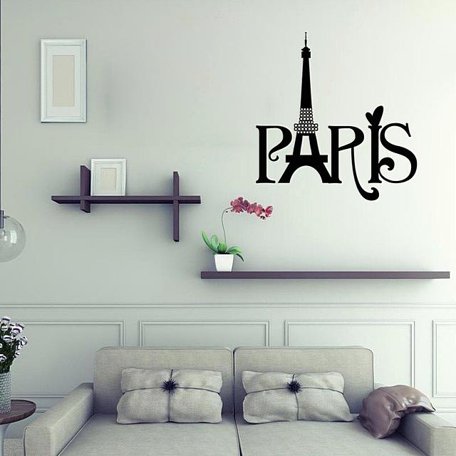 Contoh Wallpaper Sticker Untuk Hiasan Dinding Kreatif