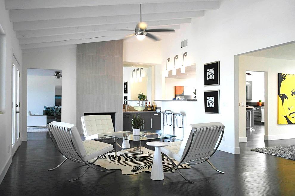 Contoh Warna Cat Ruang Tamu Warna Putih Terbaru