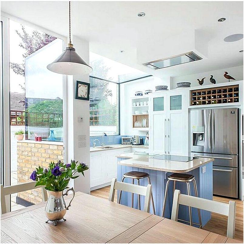 Contoh Desain Dapur Dan Ruang Makan Mungil