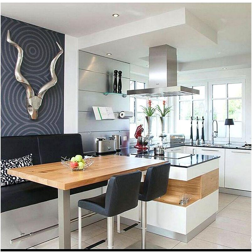 Contoh Desain Dapur Dan Ruang Makan Sederhana