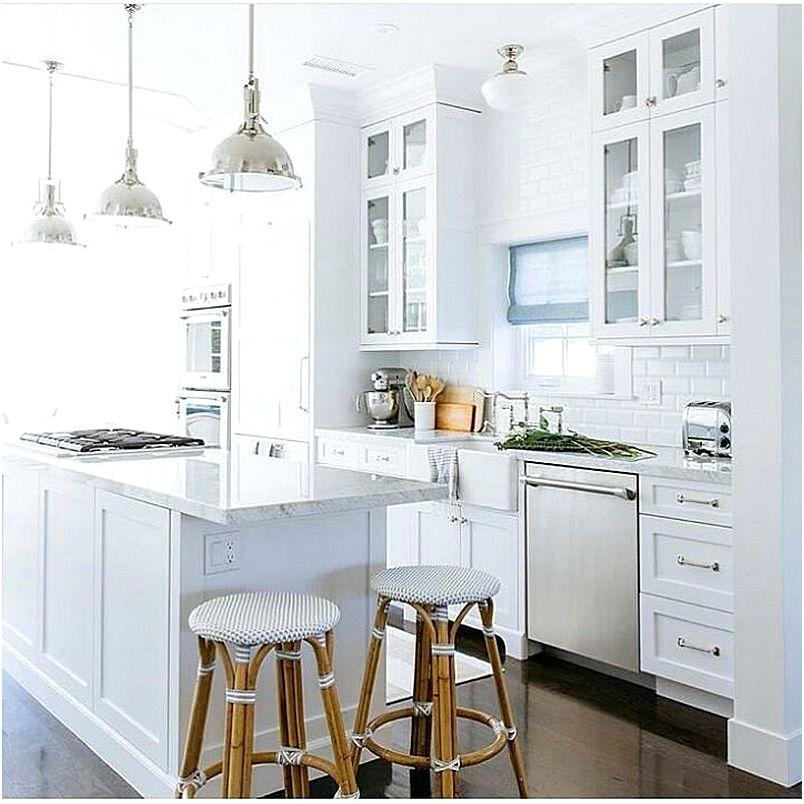 Contoh desain dapur dan ruang makan terbuka