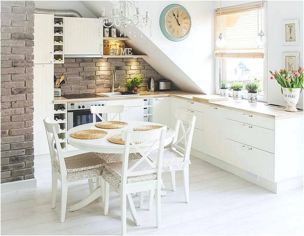 Dapur Dan Ruang Makan Menyatu