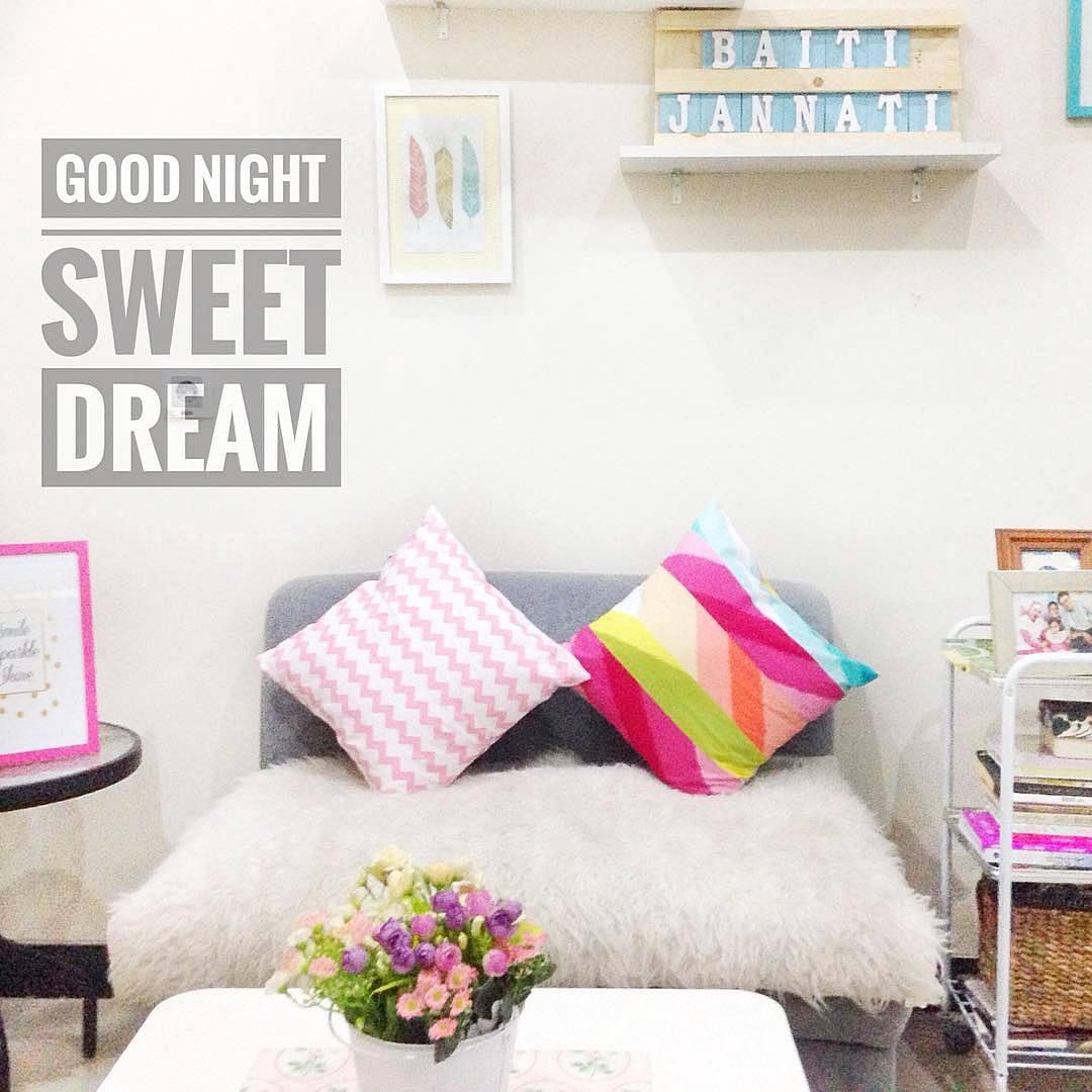 dekorasi kamar kecil terbaru