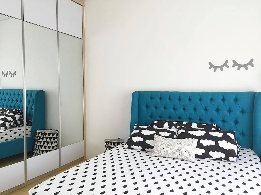 Dekorasi Kamar Tidur Minimalis 3x3 Lagi Ngetren