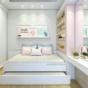 46 dekorasi kamar tidur lucu unik keren terbaru 2021