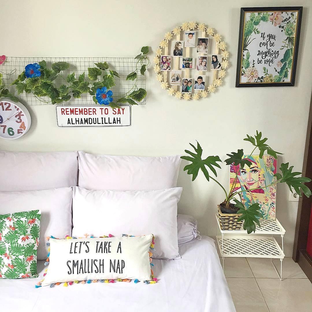 Dekorasi Kamar Tidur Terbaru Cantik
