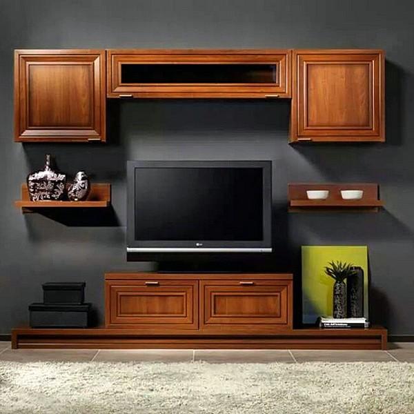 Desain Baru Rak Tv Minimalis Modern Lemari Tv