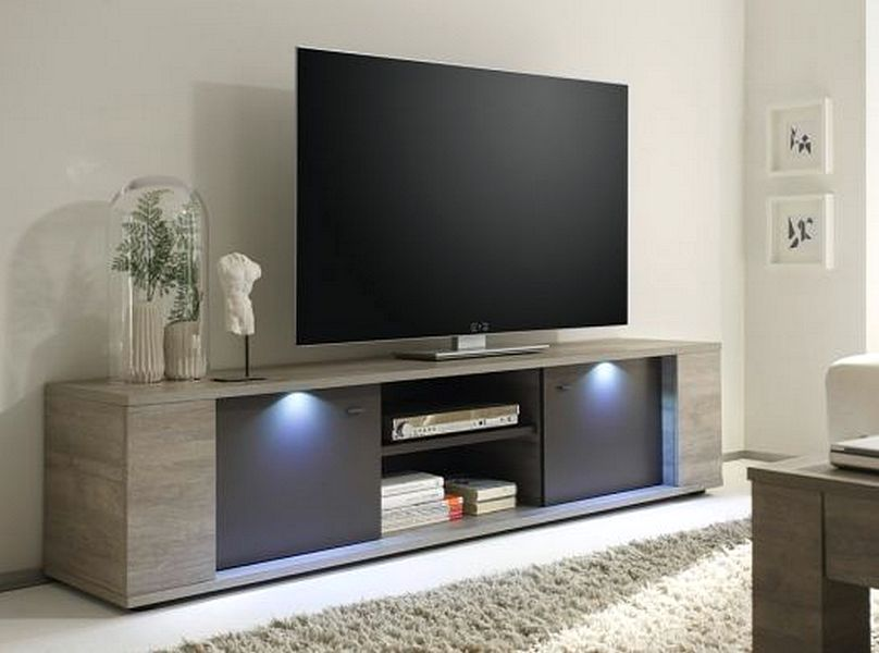 35 desain rak tv minimalis modern terbaru dekor rumah. Black Bedroom Furniture Sets. Home Design Ideas