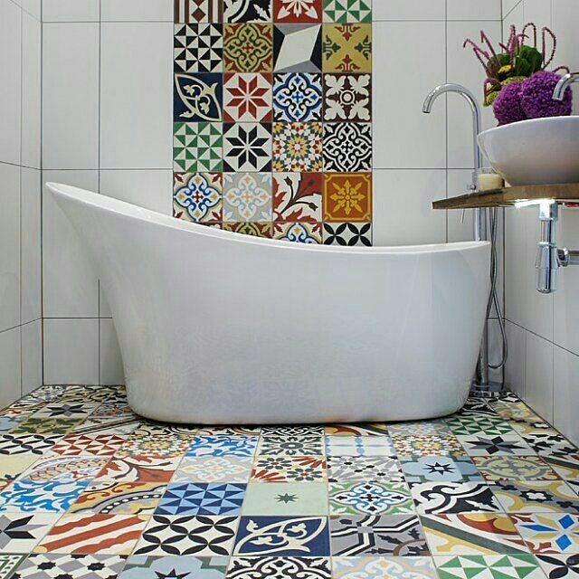 Desain Keramik Kamar Mandi Terbaru