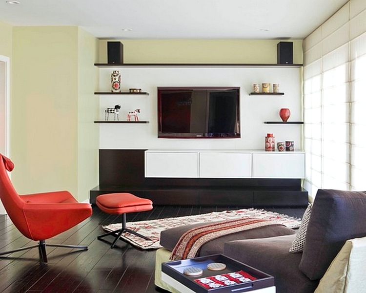 Desain Rak Tv Lemari Tv Minimalis Unik ModernTerbaru