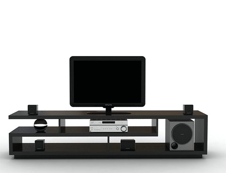 Desain Rak Tv Minimalis Modern Unik Terbaru