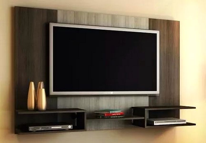Desain Rak Tv Minimalis Modern Unik