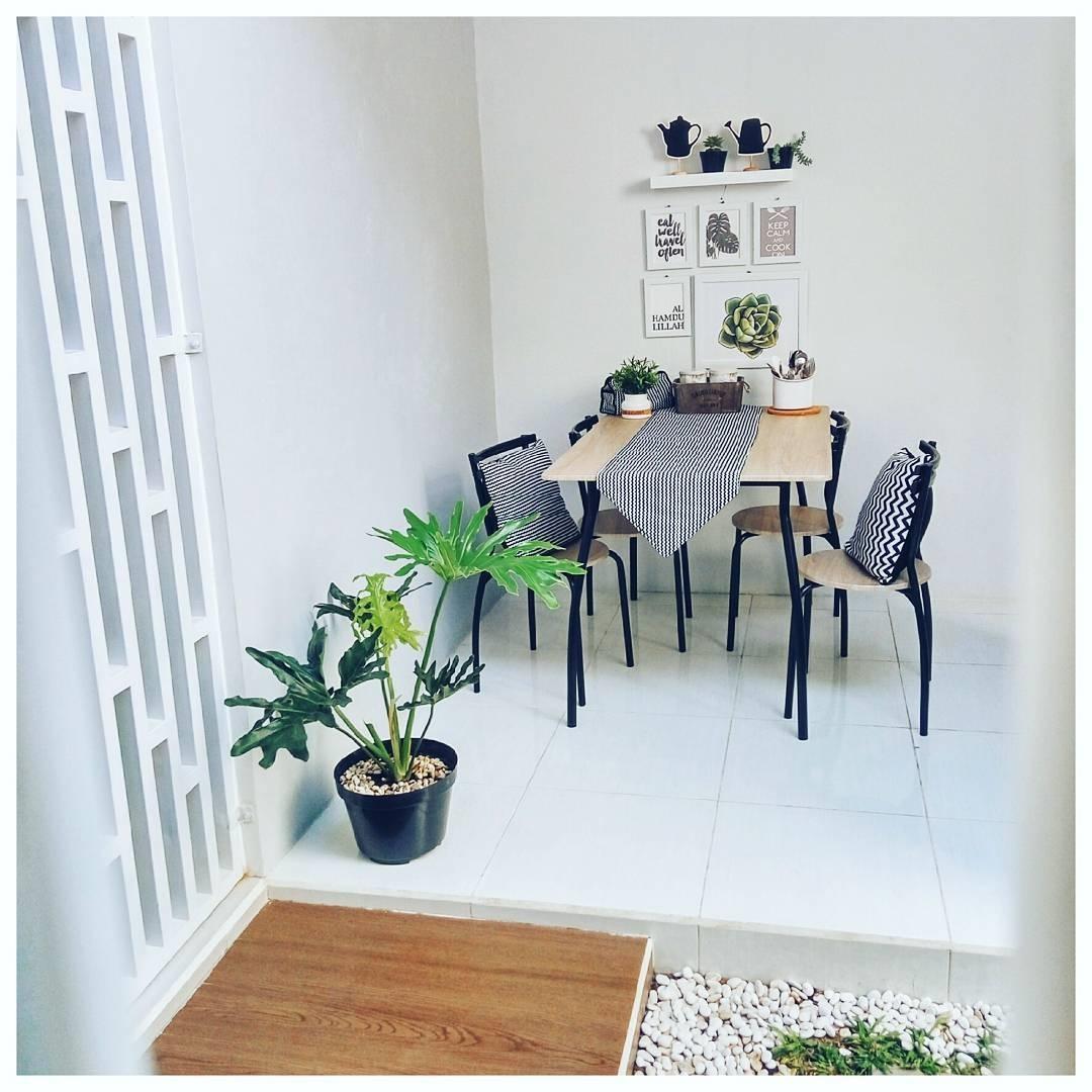 Desain Ruang Makan Minimalis Sederhana Yang Unik Lagi Ngetren