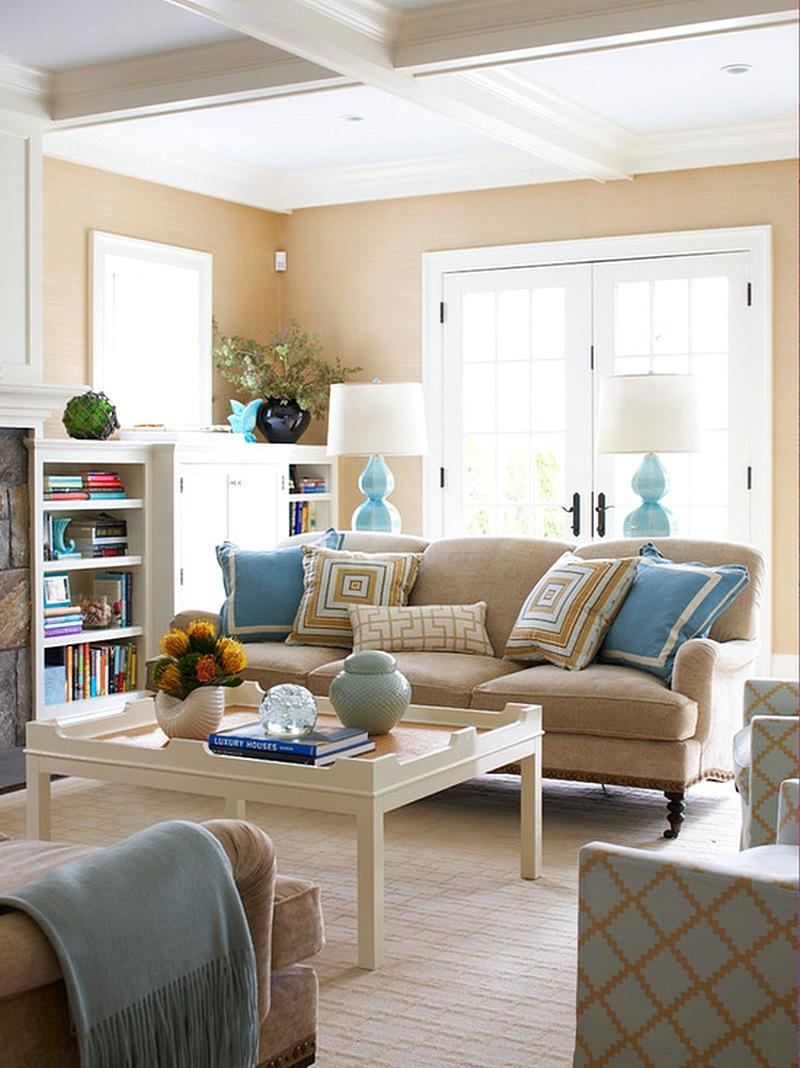 Desain Sofa Minimalis Ruang Tamu Kecil Terbaru