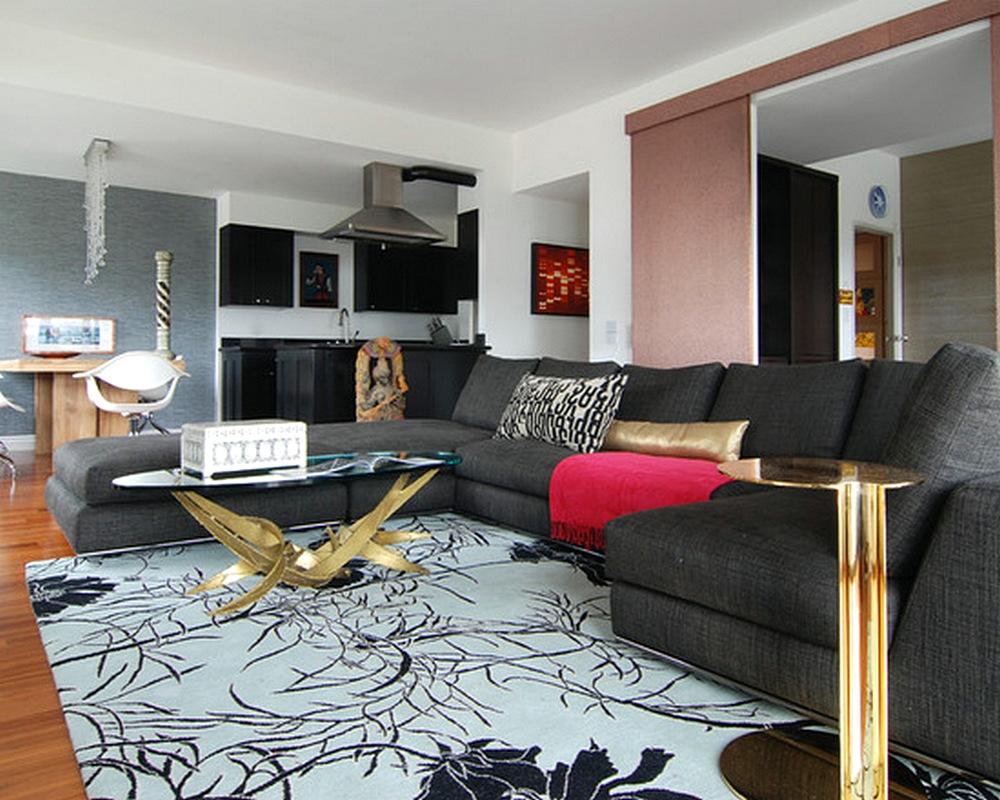 Desain Sofa Ruang Tamu Mewah Unik Terbaru