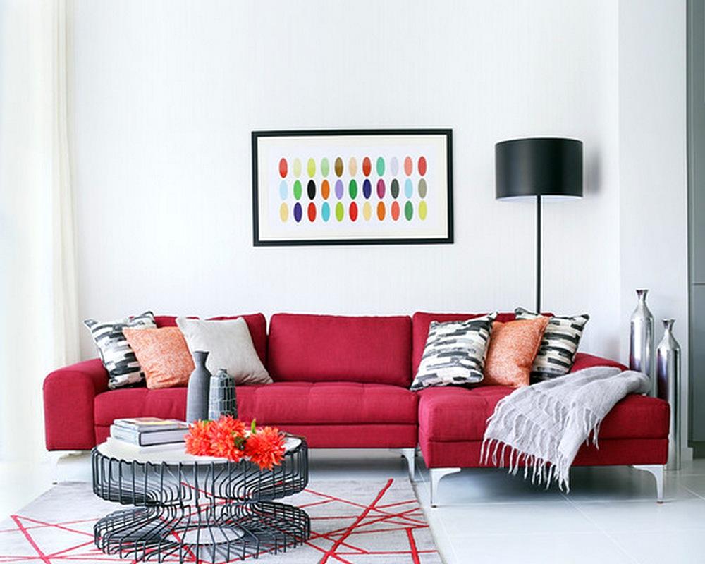 Desain Sofa Ruang Tamu Minimalis Model Terbaru
