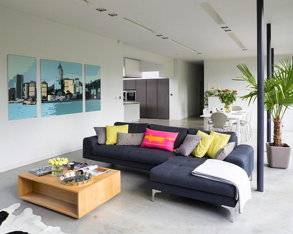Desain Sofa Ruang Tamu Minimalis Terbaru