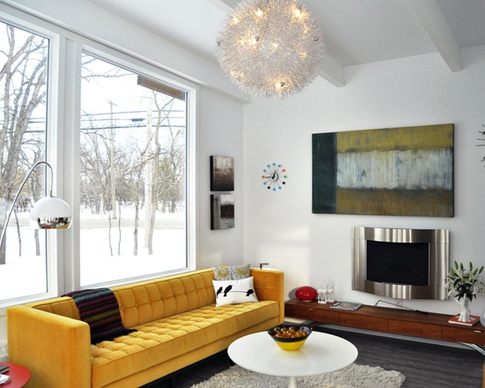 Desain Sofa Ruang Tamu Minimalis Unik Terbaru 2017