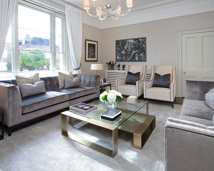 Desain Sofa Unik Klasik Untuk Ruang Tamu Terbaru
